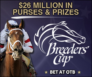 Breeders' Cup Betting Online
