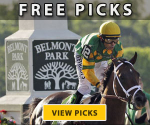Free Belmont Park Picks